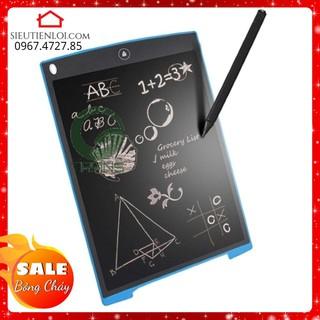 Bảng vẽ viết tự xoá LCD không bụi giúp bé cai IPAD