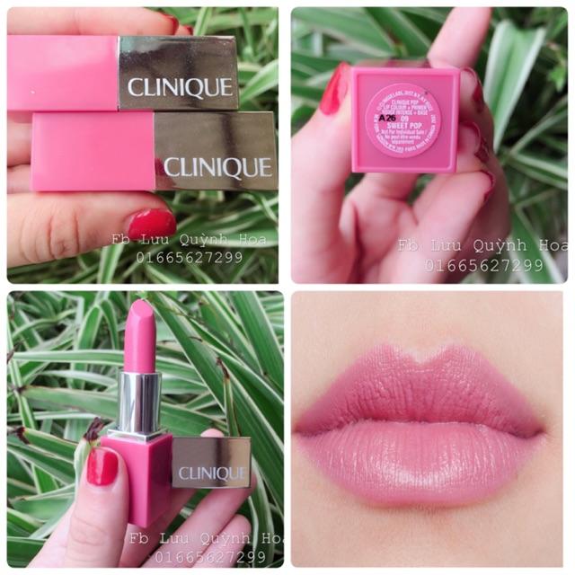 Son Clinique Pop Lip Color + Primer ( lót + màu ) - 2669163 , 344101834 , 322_344101834 , 120000 , Son-Clinique-Pop-Lip-Color-Primer-lot-mau--322_344101834 , shopee.vn , Son Clinique Pop Lip Color + Primer ( lót + màu )