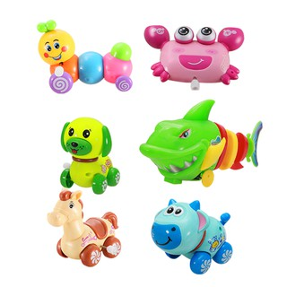 đồ chơi lên dây cót hình con vật