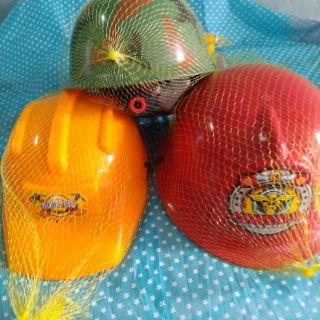 Set nón và dụng cụ cho bé trai