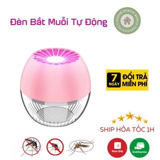 Đèn bắt muỗi – Đèn diệt muỗi tự động Model 2021 có đèn LED dễ ngủ sử dụng tia UV dây cắm USB