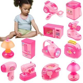 Baby Kids Developmental Educational Pretend Play Home Appliances Housework