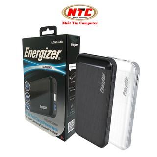 Pin sạc dự phòng Energizer UE10030MP 10000mAh sạc nhanh QC và sạc PD 18W (2 màu tùy chọn)