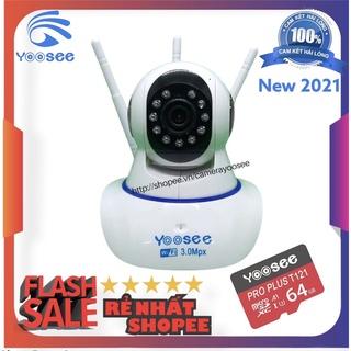 Camera Wifi YooSee HD1080P – cài đặt Tiếng Việt