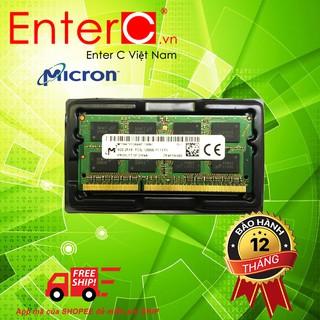 Ram Laptop 8GB DDR3L Bus 1600 Micron Bảo Hành 1 Năm thumbnail