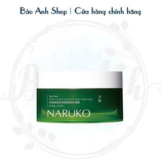 [Mã COSHOT12 giảm 10% đơn 350K] Mặt nạ ngủ tràm trà Naruko thumbnail
