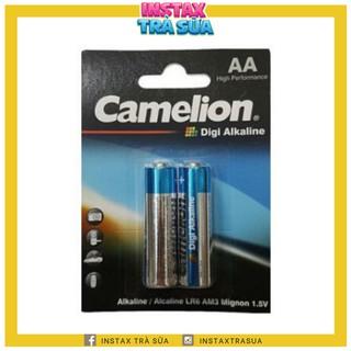 [Mã ELORDER5 giảm 10K đơn 20K] PIN 2AA camelion - Bộ 2 viên (dành cho Instax Mini 8/ Mini 9/ Mini 11/ Wide 300)