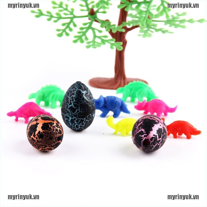 Magic Hatching Dinosaur Add Water Growing Dino Eggs Inflatable Child Kid Toy