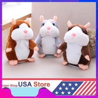 Chuột Hamster Nhại Tiếng Người (Giao Màu Ngẫu Nhiên) | TẠI BA ĐÌNH