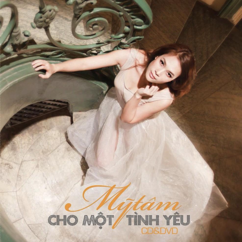 Mỹ Tâm - Cho Một Tình Yêu (OST) [DVD + CD + Booklet] - Khác mời Tuấn Hưng, Quang Dũng