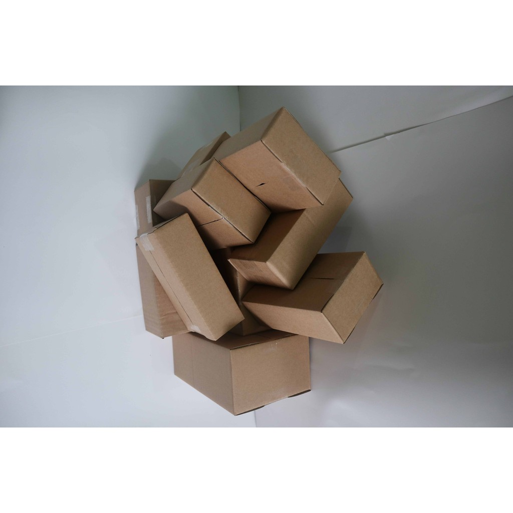 Hộp carton 20x12x8, Số lương: 50 hộp_Hộp codcarton