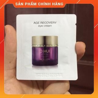 Gói kem dưỡng mắt Ohui tím, giảm nhăn thâm và bọng mắt - Ohui Age Recovery Eye Cream thumbnail