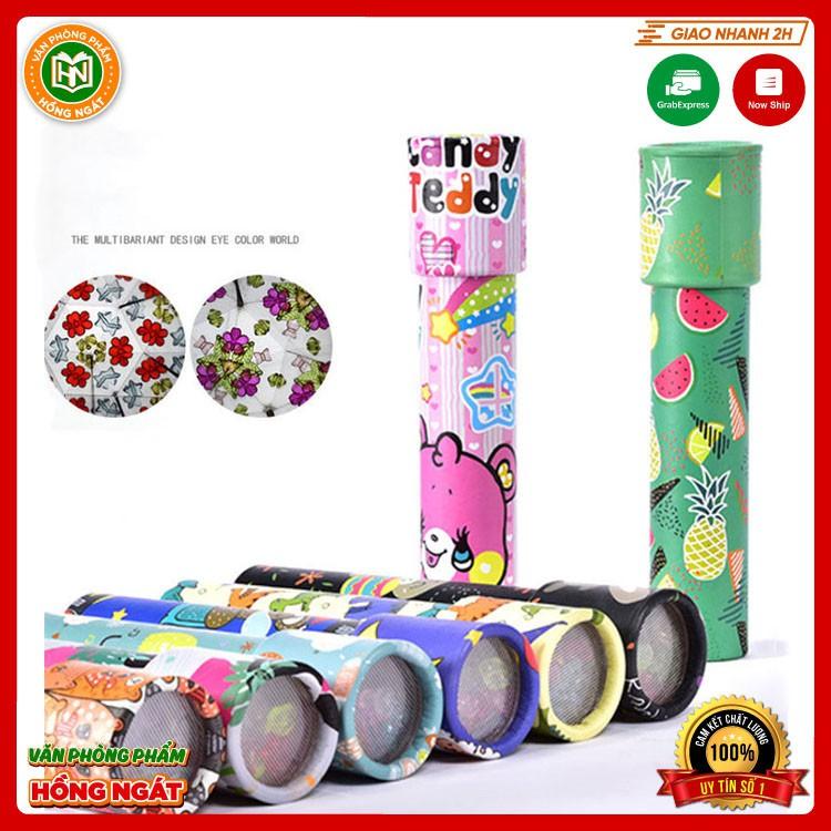 Đồ chơi cho bé Kính Vạn Hoa giúp trẻ em thông minh sáng tạo phát triển thị giác tư duy trí tuệ