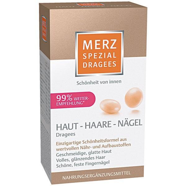 Kem ủ Tóc Merz – Nội địa Đức