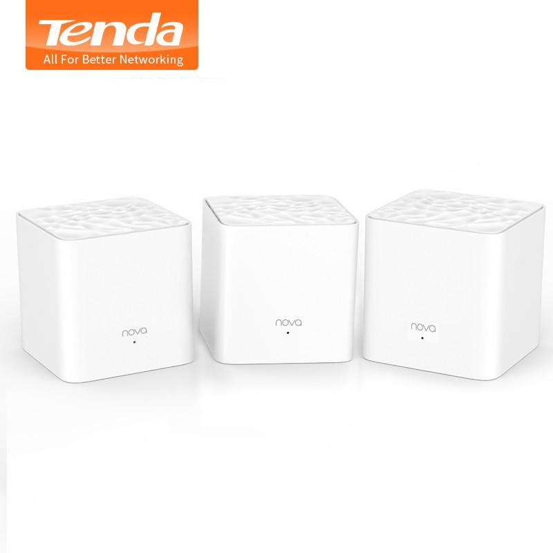 Tenda NOVA MW3 Whole Home Mesh Wi-Fi System (Pack 3) ประกัน 5ปี