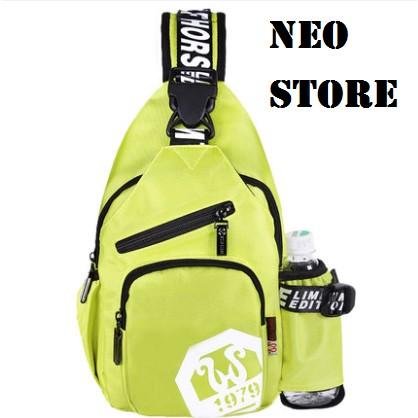 TÚI ĐEO CHÉO NGỰC NAM/NỮ Travel Bag 1 (hàng order)