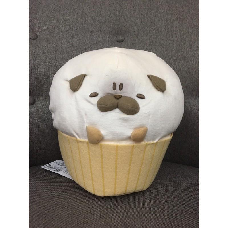 Gấu bông Yeast Ken – Cup pug Plushy chính hãng