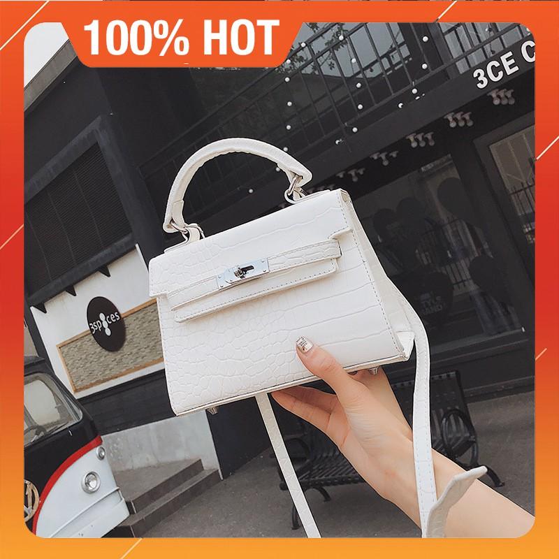 [GIÁ SỈ]⚡ Túi xách nữ công sở phong cách HM, thời trang sang trọng  - Túi xách nữ giá rẻ