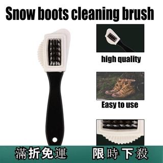 Giày Bốt Da Lộn Phối Lông Đa Năng Dùng Đi Tuyết