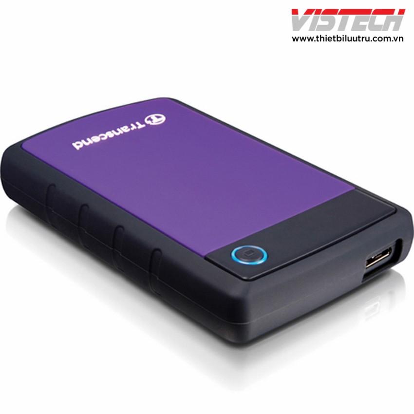Ổ cứng di động Transend Storejet 25H3P 3.0 1TB