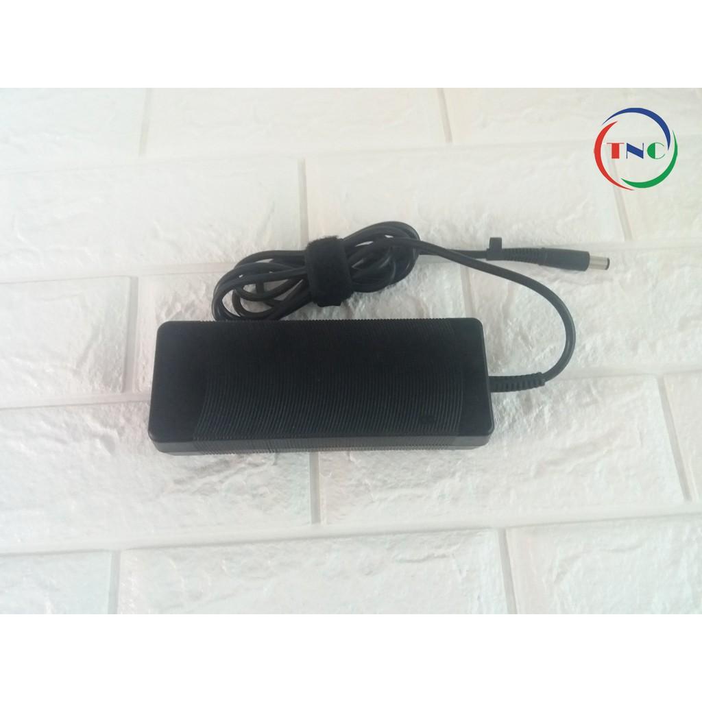 Sạc Laptop HP 18.5V 6.5A (120w) 8540w 8560w 8530p 8540p hàng ZIN cao cấp (Adapter HP 18.5v - 6.5A) kèm dây nguồn