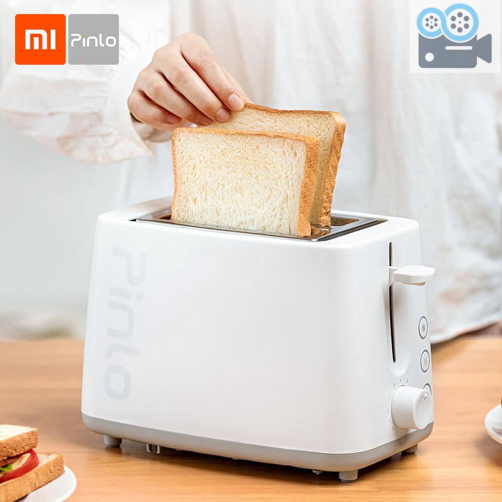 Máy Nướng Bánh Mì Sandwich 6 Mức Thời Gian 750w 220v