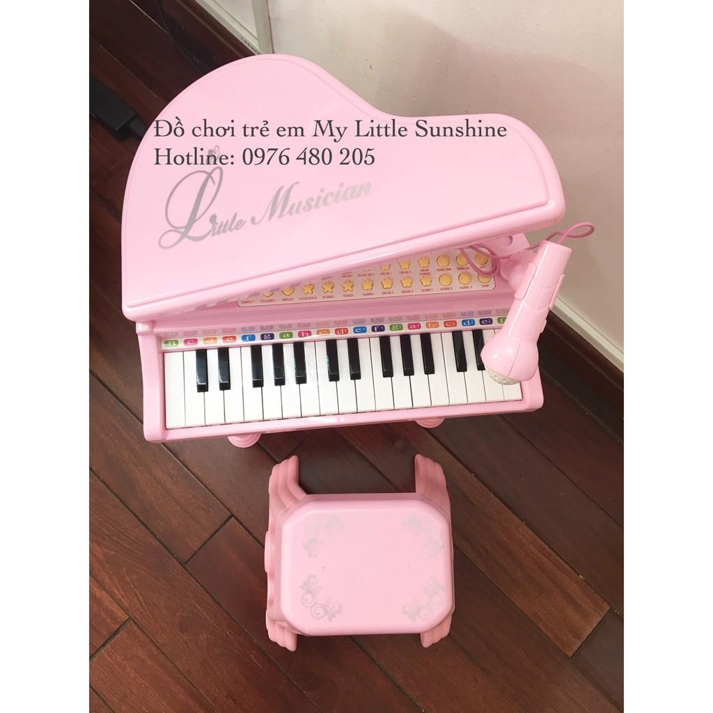 🎤Đàn piano kèm micro cho bé.