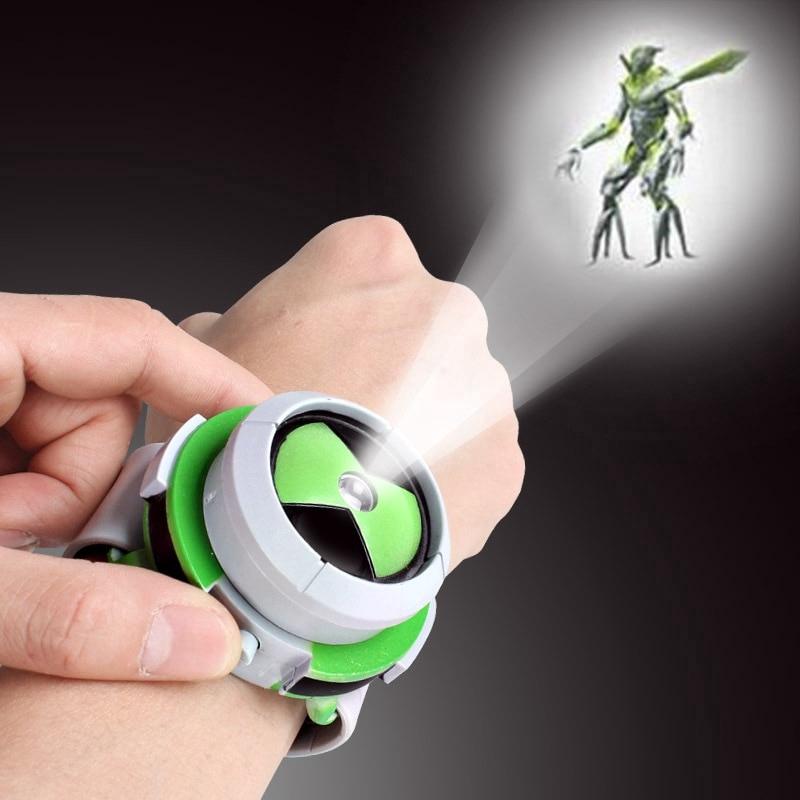 [Mã FASHIONCB264 giảm 10K đơn bất kỳ] Đồng hồ đeo tay đồ chơi Ben 10 cho trẻ em