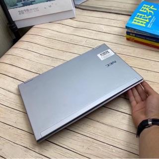 Laptop NEC Versapro VK22 Core i5-5200U, 4gb Ram,256gb SSD, màn cảm ứng 2K HD 13.3inch, vỏ nhôm magie siêu mỏng nhẹ thumbnail