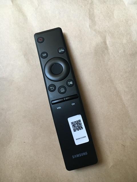 Remote TiVi 4K - Điều khiển tivi Internet sam sung ZIN - điều khiển tivi Smats sam sưng Sịn có mã vạch