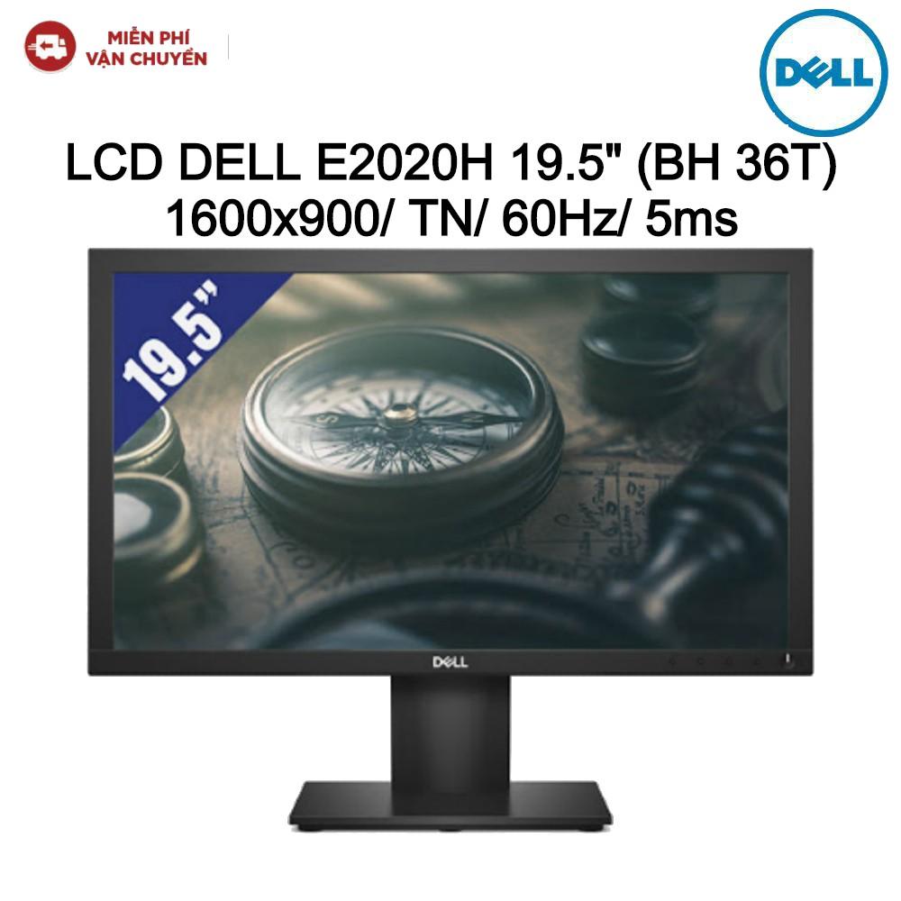 [Mã ELMALL7 giảm 7% đơn 499K] Màn Hình Máy Tính LCD Dell E2020H 19.5 INCH (1600 x 900/TN/60Hz/5 ms)