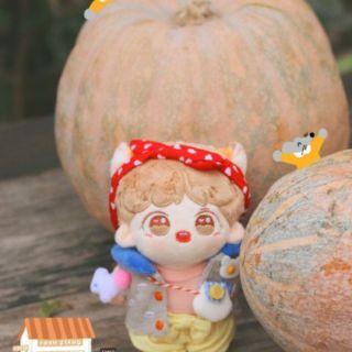 Doll BTS 15cm Taehyung V doll Baby tiger tae búp bê nhồi bông