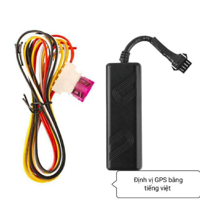 Định vị GPS Tracking sử dụng phần mềm tiếng việt - định vị xe máy, oto.....