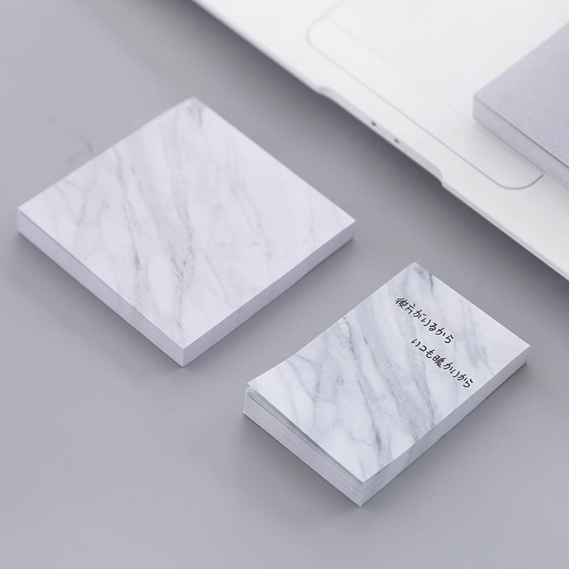 เก้าไปยังเวลาที่จะกระดาษโพสต์มันโน๊ตบุ๊คสร้างสรรค์ n ครั้งสติ๊กเกอร์ขนาด