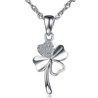 Dây Chuyền Nữ Cỏ 4 Lá XB-DB28 - Bảo Ngọc Jewelry