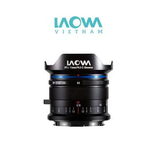 Ống kính máy ảnh Laowa 11mm f 4.5 FF RL - Hàng chính hãng Ống kính cao cấp góc siêu rộng thumbnail