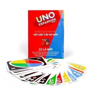 Uno Battle – Bản Mở Rộng #1