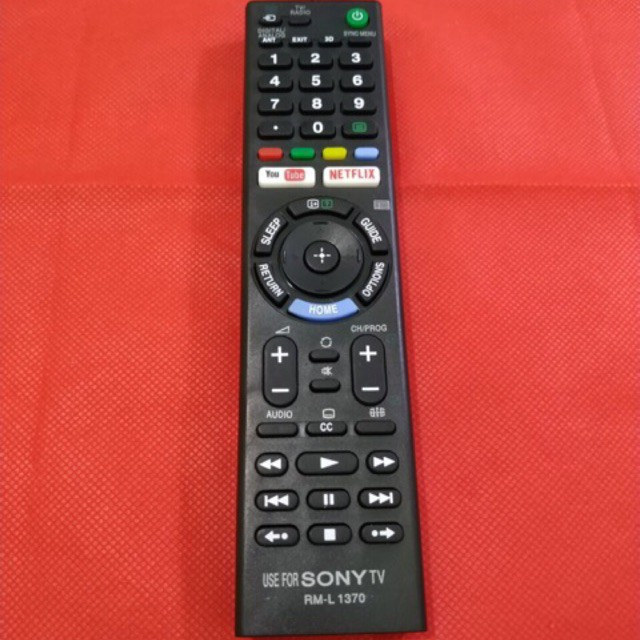 REMOTE SMART TV SONY - RM-1370