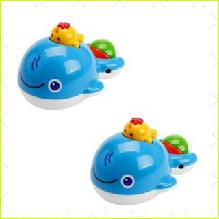 [Siêu Phẩm] Đồ chơi tắm cá voi xanh dành cho bé