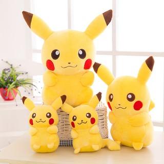 Gấu bông Pikachu siêu đáng yêu và dễ thương cao 35cm TNB220 – Muasamhot1208