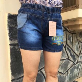 🦄 Quần đùi jean size đại gái từ 30-49kg
