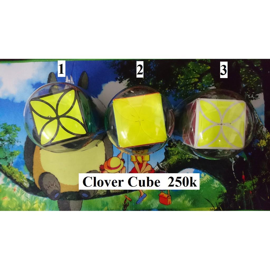 Clover Cube Biến thể Rubik - 2506299 , 705099140 , 322_705099140 , 250000 , Clover-Cube-Bien-the-Rubik-322_705099140 , shopee.vn , Clover Cube Biến thể Rubik