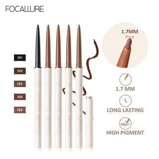 Bút chì kẻ mắt Focallure đầu mảnh 1.7mm chống thấm nước lâu trôi 1g