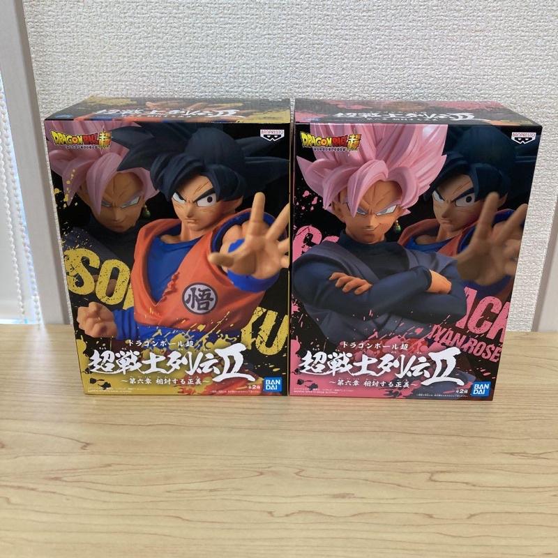 Banpresto Dragon ball super vol 6 ( hàng sắp về )