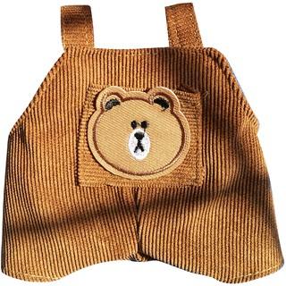 Yếm gấu cho doll