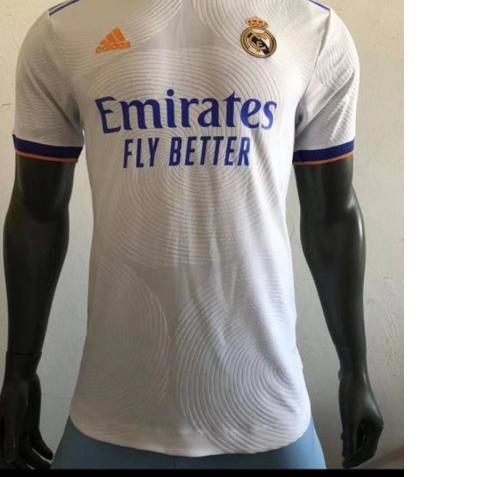 ➴ Áo thun Jersey Real Madrid Home 2021/2022 SMLXL 2XL 3XL