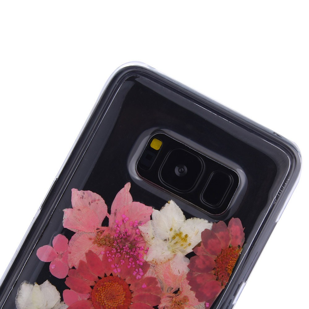 For Samsung Galaxy S8 Plus Case Silicone Rubber Protective Cover