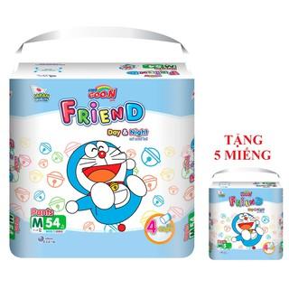 Bỉm Tã quần Goon Friend Mới M54 L46 XL40 XXL34 XXXL22 thumbnail