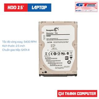 Ổ Cứng HDD Laptop Seagate 2.5 inch Chính Hãng Bảo Hành 12 Tháng
