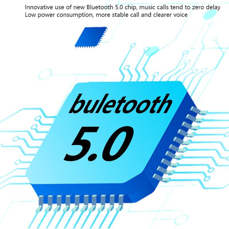 Tai nghe Bluetooth 5.0 mang lại âm thanh sống động chống thấm nước